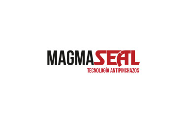Logotipo Magma Seal